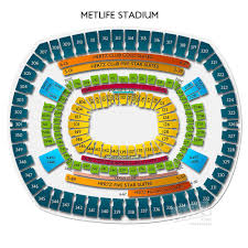 Metlife Stadium Concert Tickets And Seating View Vivid Seats