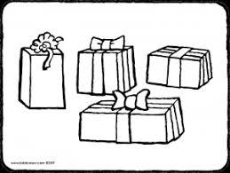 Vier Cadeaus Kiddicolour