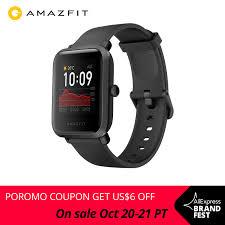<b>New Global Version</b> Amazfit Bip S 5ATM waterproof Smartwatch ...
