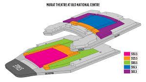 Murat Theatre 3d Seating Chart Ticketingbox Shen Yun 2020 Indianapolis Shen Yun Tickets