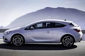 Opel Astra GTC Gets New 1.6 SIDI Turbo Engine, Delivers 6.1 L/100 Km