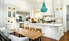 turquoise beaded chandelier white kitchen with turquoise chandelier over island turquoise beaded chandelier light fixture