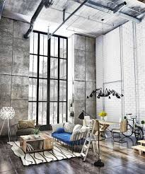 Interior Design Expo Stunning Exposed Concrete Walls Ideas Inspiration Bachelor Pad