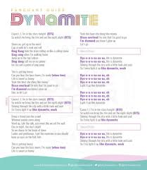BTS DYNAMITE FANCHANT – BTS Kookie Monster in 2020 | Bts lyrics quotes, Bts  wallpaper lyrics, Bts song lyrics