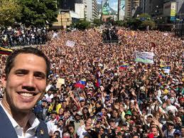 Juan Guaidó: El 23 de febrero será el día del ingreso de la ayuda  humanitaria a Venezuela • Diario de Los Andes, noticias de Los Andes,  Trujillo, Táchira y Mérida