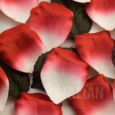 Red Paper Flower Red Paper Rose Petals 100 Petals