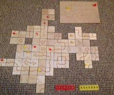 Homemade Wooden Board Games Over 100 Plans for Wood Games PlansPin 53