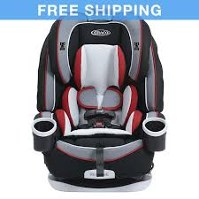 graco 4ever all in one car seat cougar