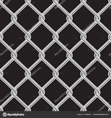 chain link fence texture. Seamless Detailed Chain Link Fence Pattern Texture \u2014 Stock Vector I