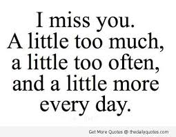 Love Quotes About Missing Your Boyfriend Hover Me Classy Missing Your Love Quotes