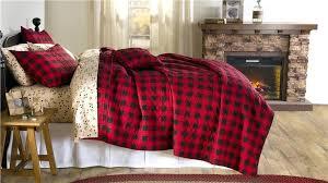 red and black buffalo check bedding buffalo plaid sheets red and black check bedding red black