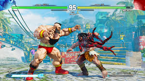 street fighter v pc gameplay gtx 960m youtube