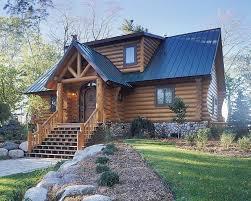 norway knight log home floor plan by hiawatha log homes