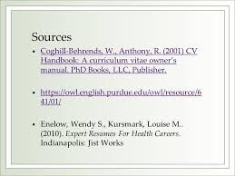 "The Curriculum Vitae Handbook Delectable Resume VS CV"" Presented By Liz Herrera Assistant Director"