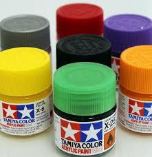 tamiya acrylic