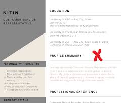What Is Resume Gorgeous What Is Resume Profile Summary