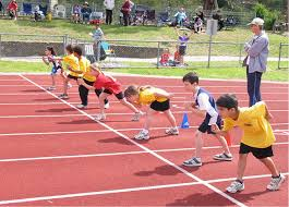 Image result for kids in track