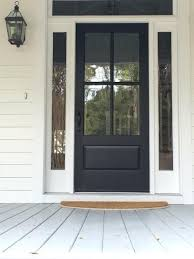 front door lighting ideas. farmhouse front door classic 4pane painted black light lighting ideas o