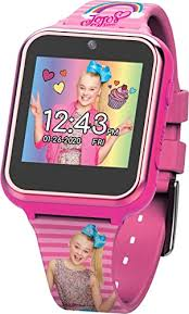Jojo Siwa Touchscreen (Model: JOJ4128AZ): Watches - Amazon.com