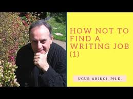 how not to a job as a writer of  how not to a job as a writer 1 of 3