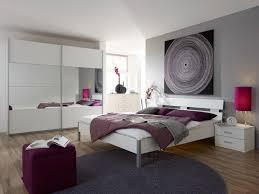 Rauch Quadra Schlafzimmer Set 5 Teilig Weiß Schwebetürenschrank