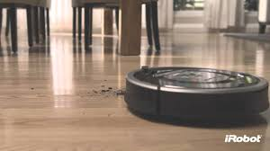 irobot roomba 800 series how to select cleaning mode