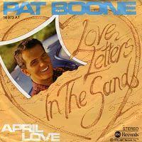 pat boone love letters in the sand s