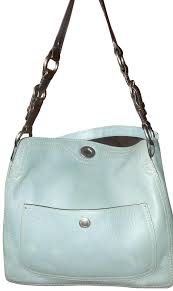 Coach Pebble-grained Leather Genuine Chelsea Collection Hobo Bag ...