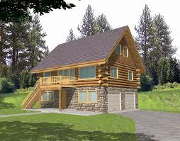 berlandcabin log cabin floor plans with loft and basement free mountain home plans with walkout basement