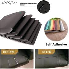 leather couch patch kit 4 leather repair patch kit car seat upholstery filler couch sofa furniture