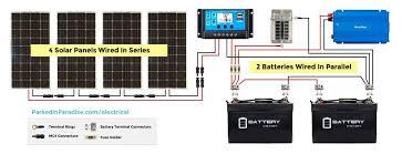 solar panel calculator and diy wiring Diy Wiring Diagram Free Wiring Diagrams