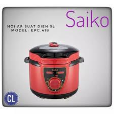 NỒI ÁP SUẤT ĐIỆN SAIKO EPC-418 ( LOẠI CƠ): Mua bán trực tuyến Nồi áp suất  điện với giá rẻ