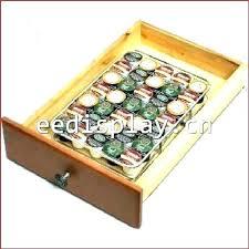 y3403293 average k cup holder drawer holder drawer k cup drawer organizer wooden k cup drawer