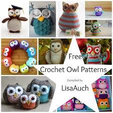 Crochet Owl Pattern