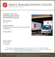 salvation army receipt green espirit tax deduction tip non cash donation