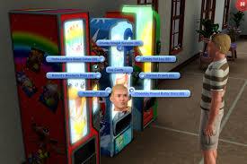 Vending Machine Deaths 2016 Custom Mod The Sims UPDATE 48APR48 Vending Machine Tweaks