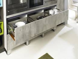 German Kitchen Cabinets Manufacturers Bauformat Brest 186 Concrete Looking Kitchen Cabinets Made In