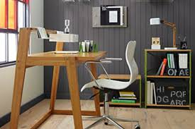 small home office solutions. small space big style home office solution cb2 tld desk solutions