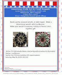 seasonal wreath class saay may 18 2019 1 30 5 30 pm