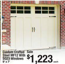 garage doors menardsBest 25 9x7 garage door ideas on Pinterest  Pine trim Cabin