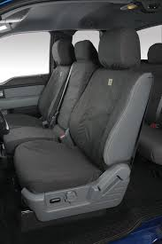 seat covers by covercraft rear crew cab 60 40 with armrest carhartt gravel