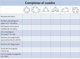 ejercicio geométrico polígonos 1 por