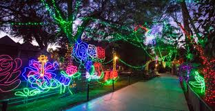 Zoo Lights Tucson Zoo Lights 2018 Reid Park Zoo