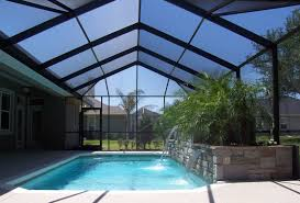 Pool Cage Designs Winter Haven Lakeland Pool Enclosures Pool Screen