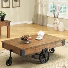 Ikea Coffee Table On Wheels With Ideas Item Casters Shopping Finish  Everyone Seated Long Supported Wide Center Shelves Moblity