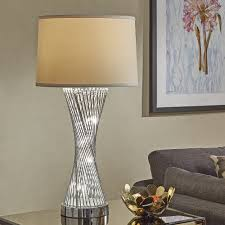 Aquila Round Base Caged Table Lamp with LED Night Light by iNSPIRE Q Bold -  Free Shipping Today - Overstock.com - 21767135