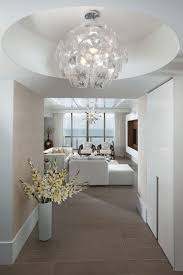 Modern lighting miami Kitchen View In Gallery Modern Design Hope Suspension Pendant Lamp At The Entry Homesthetics Urbane Miami Home Brings Chic Sophistication To Coastal Style
