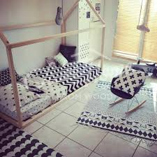 childroom ideas handmade bed twin wood house bed montessori bed