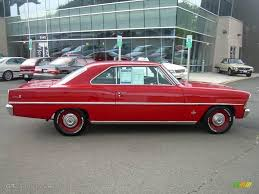 1967 Chevrolet Chevy II - Information and photos - MOMENTcar