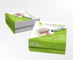 Medical Product Packaging Design Elegant Modern Medical Equipment Packaging Design For A